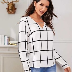 Blouse long sleeved- light weight